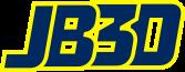JB3D Logo - 3D Druckservice für die digitale Fertigung von 3D-Modellen
